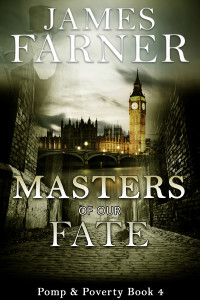 Masters Of Our Fate Cover