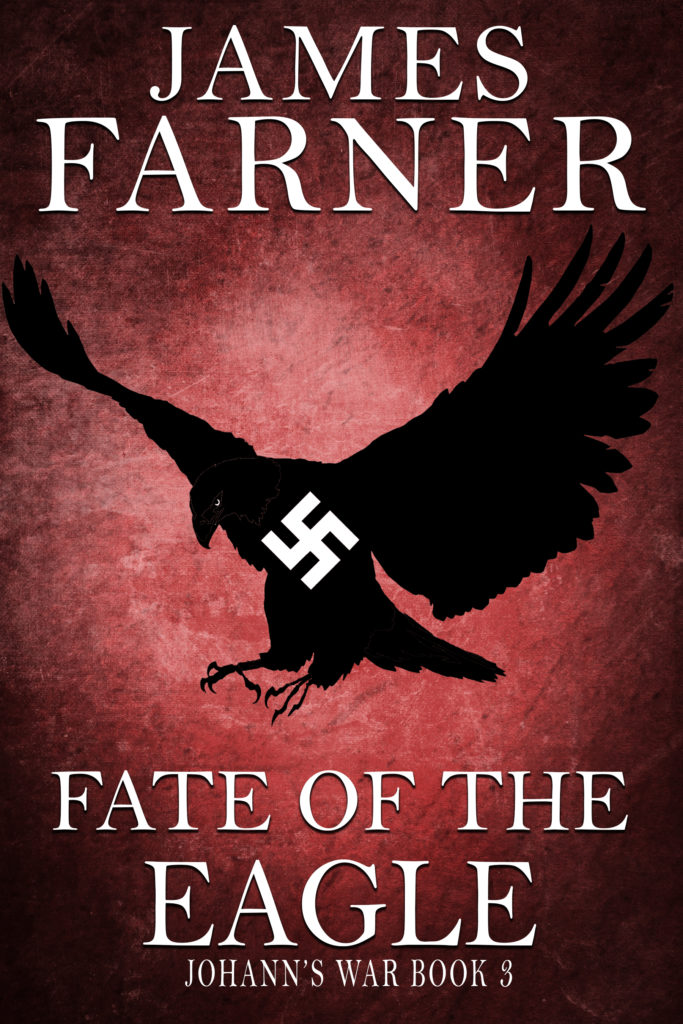 Fate of the Eagle Cover